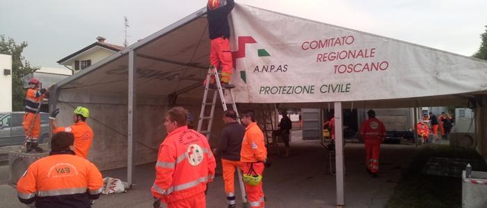Protezione civile: la comunicazione in emergenza