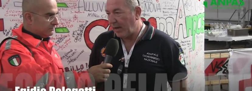 Genova, con voi. I volontari di Anpas Toscana a sostegno della popolazione