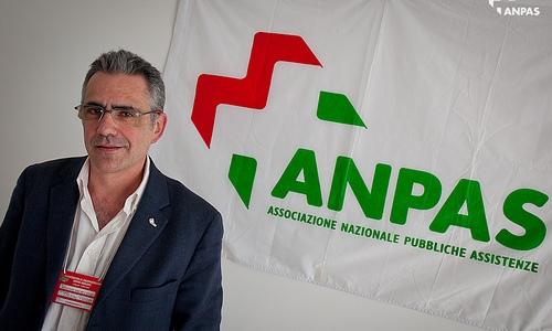 Fabrizio Pregliasco confermato presidente dell'Associazione Nazionale Pubbliche Assistenze