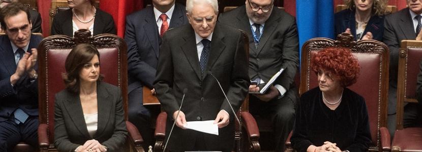 Le Pubbliche Assistenze Toscane salutano il nuovo Presidente della nostra Repubblica