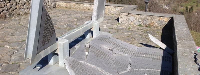 Sant'Anna di Stazzema: il Parco della Pace Rinasce grazie ai volontari di Anpas Toscana