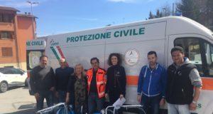 Mungitrici sisma centro Italia